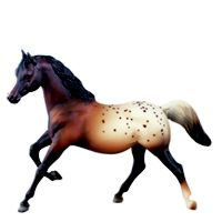 Traditional Sized Breyer Model Horse by Reeves International - 1/9 Scale